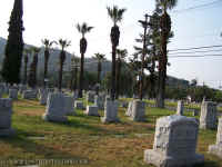 Evergreen Memorial Park Cemetery, Riverside, California